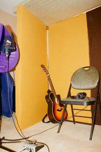 Acoustic Absorption Panels [Home Vocal Booth]