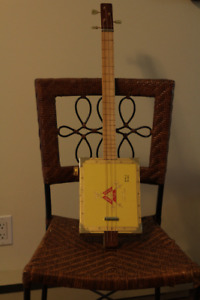 3 String Cigar-box Guitar