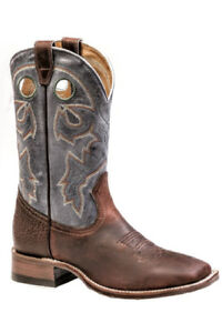 Mens Brand New Boulet Cow Boy Boots size 11w.