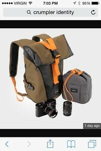Crumpler Waterproof Camera Backpack Kitchener / Waterloo Kitchener Area image 3