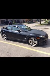 2005 Mazda rx8 GT AS IS
