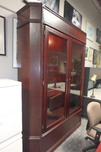 Large Trophy Display Case