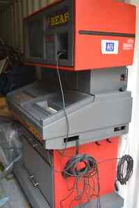 Bear CCD 3000 Wheel Alignment machine.