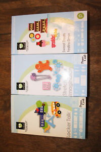 Three Cricut Cartridges for scrapbooking or cardmarking