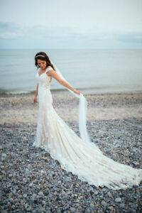 Wedding dress- essence of australia