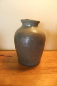 Old Small Crock - Interesting Form