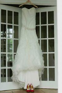 Magnifique Robe de Mariée taille 16