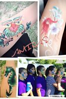 Face painting/ Maquillage Artistique