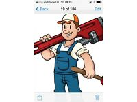 Fully qualified plumber/Handyman