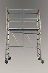 H-Style Aluminium Mobile Scaffolding - 1.8m platform height Revesby Bankstown Area Preview
