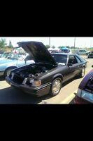 1984 Mustang SVO 2.3l turbo