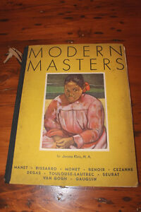 Modern Masters by Jerome Klein