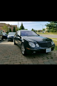2007 Mercedes-Benz E350 4matic with WINTER  **PRICE DROPPED**