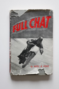 FULL CHAT by Noel B. POPE - Motorcycle Racing Norton Excelsior