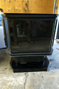 Drolet Natural Gas Fireplace