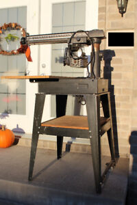 Banc de scie radiale craftsman 80$ prix final pour vente rapide
