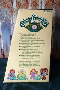 1985 Coleco Cabbage Patch Kid 'Mala Prudence' NIB Cambridge Kitchener Area image 5