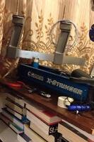 Gamma X-2 Tennis Stringing Machine