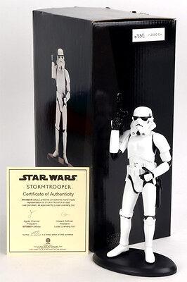 Star Wars Elite Collection figure : STORMTROOPER , 1:10 , Attakus