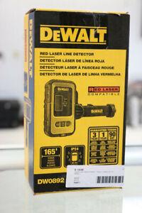 DEWALT Line Laser Detector DW0892 (#19287)