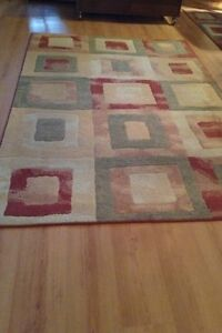 Rugs, area carpets two for $250