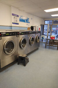 Coin Laundromat for Sale - Great Location south of Yorkdale