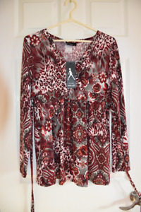 NWT Women's Maternity Top