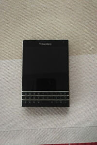 BlackBerry passport phone