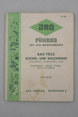 Iro Führer - Bad Tölz, Kochel-und Walchensee