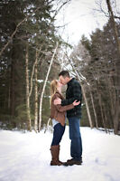 Budget Friendly Photographer for Engagements and Fall Weddings