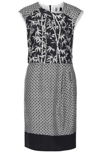 Topshop Unique Made in Britain Silk Dress XS 2