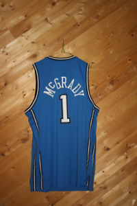 Tracey McGrady Orlando Authentic NBA/Basketball Jersey