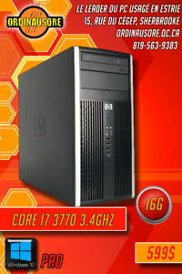 Tour HP Core i7