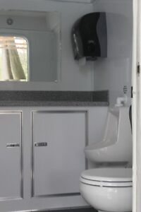 LUXURY PORTABLE RESTROOMS-AIRCONDITIONED Kawartha Lakes Peterborough Area image 5