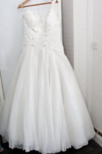 British Designer Wedding Gown