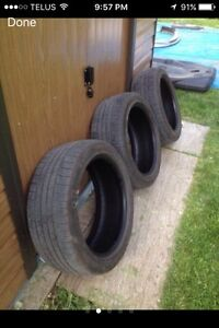 3- Goodyear Eagle Ls2 Tires  Belleville Belleville Area image 2