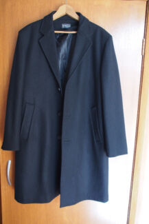 COAT WOOL BLEND 3/4 LENGTH BNWOT size 42R Grose Vale Hawkesbury Area Preview