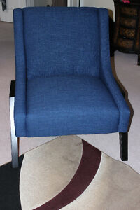 I have 2 new vintage looking accent chairs for sale!!!