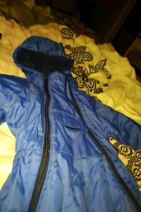 Snow suit - 1 pc - size 4
