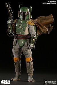 1/6 sideshow collectibles boba fett