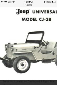 Wanted/trade welder for jeep parts