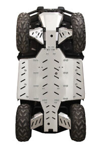 WOW! 7 Piece CFMoto skid plate kit CLEAR OUT!!!