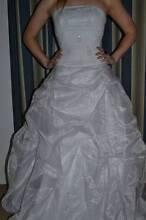 Size 8 Princess Wedding Dress Mallala Mallala Area Preview