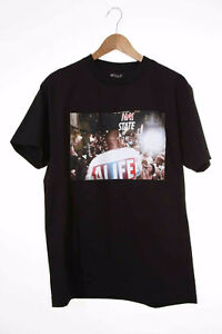 Nas X Alife Mens T-Shirt Large - Supreme Bape