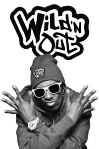 Nick Cannon Wild N'Out live Sunday August 19th @ 8:00pm