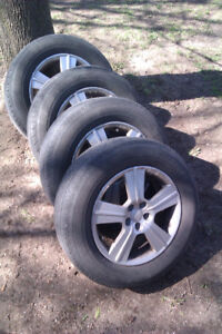 "16"" 5x100 Alloy Rims (16x6.5Jx48) for Subaru etc."