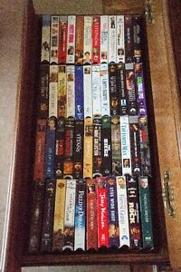 Tons of VHS including Disney