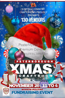 2ND ANNUAL: PETERBOROUGH CHRISTMAS CRAFT SHOW