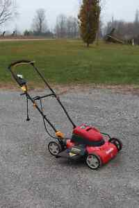 Electric Lawn Mower - Excellent Condition