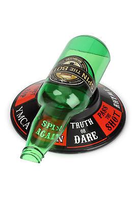 Flaschendrehen Trinkspiel
